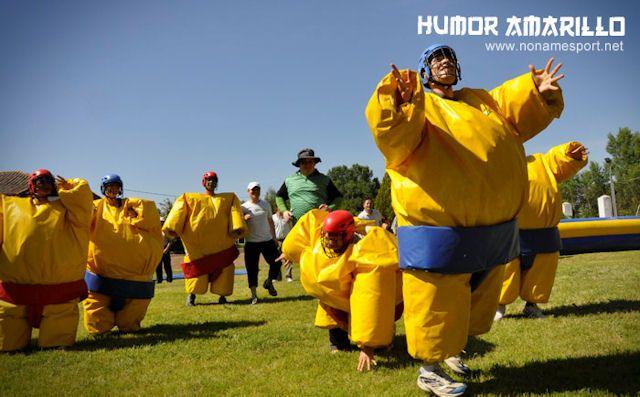 Humor amarillo madrid