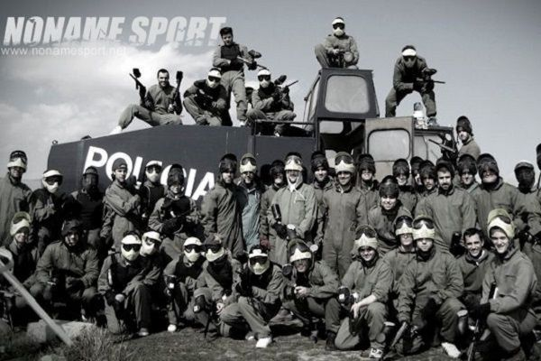 DESPEDIDAS PAINTBALL