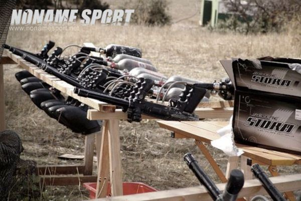 ARMERO PAINTBALL