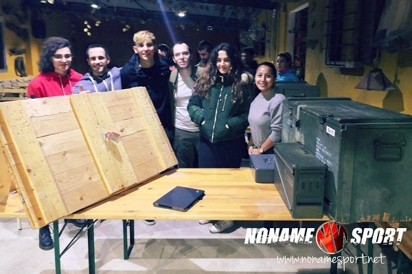 ESCAPE ROOM A MEDIDA